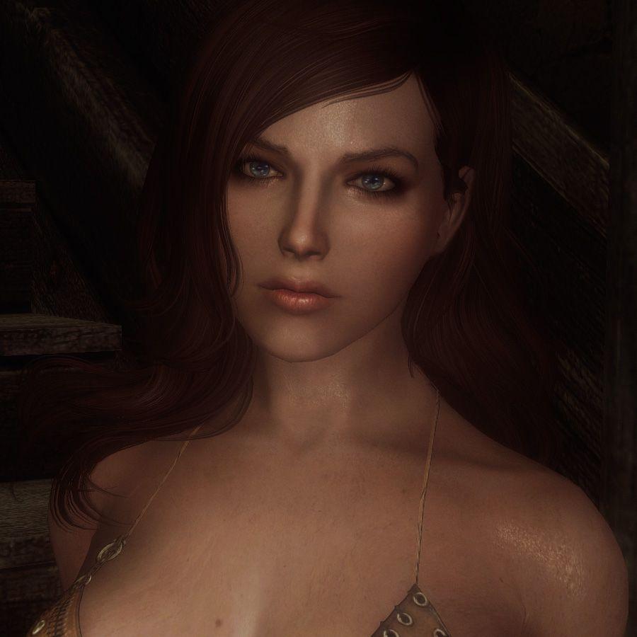 SG Female Textures Renewal at Skyrim Nexus - mods and community