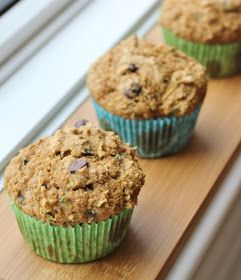 Healthy Girl's Kitchen: Love, Loss and Zucchini Muffins