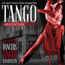 THE BEST TANGO FROM ARGENTINA - Liput