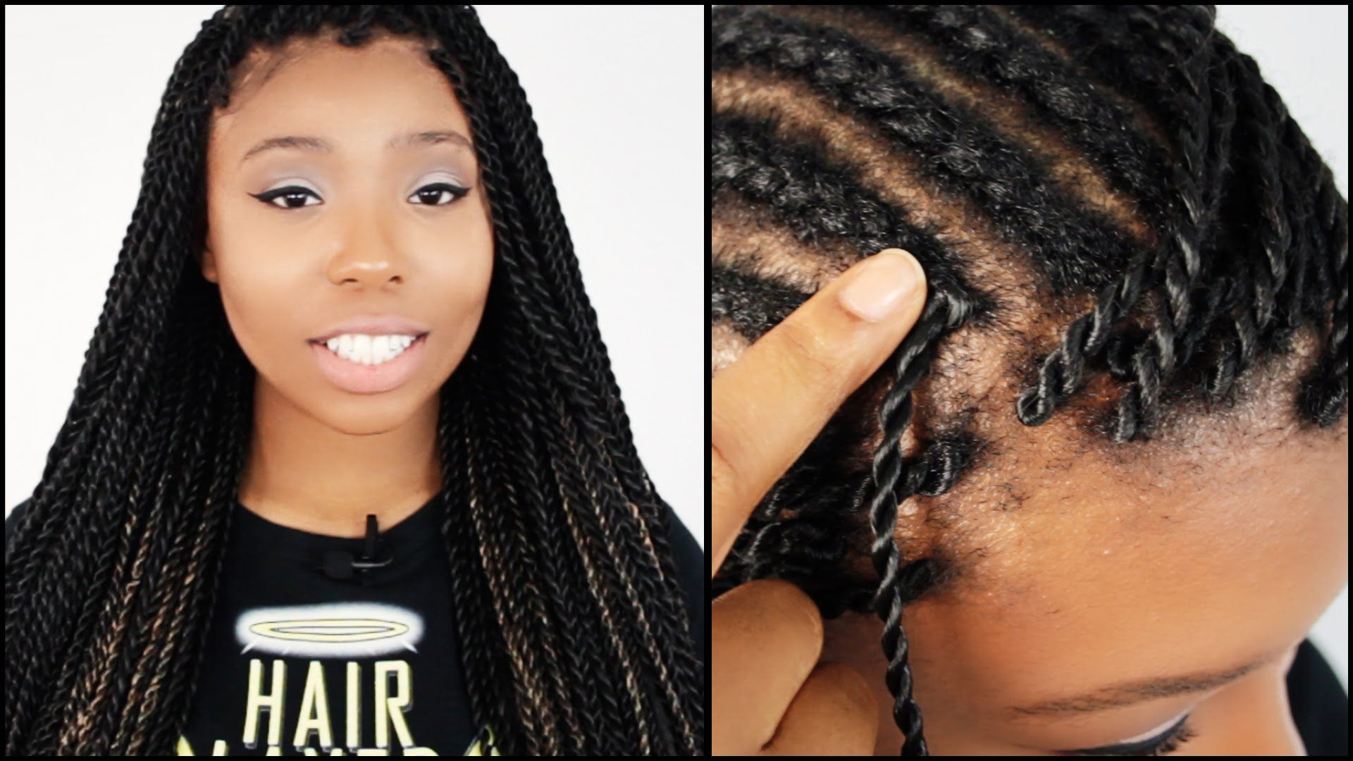 pin on braids, wigs & weaves (protective hairstyle for