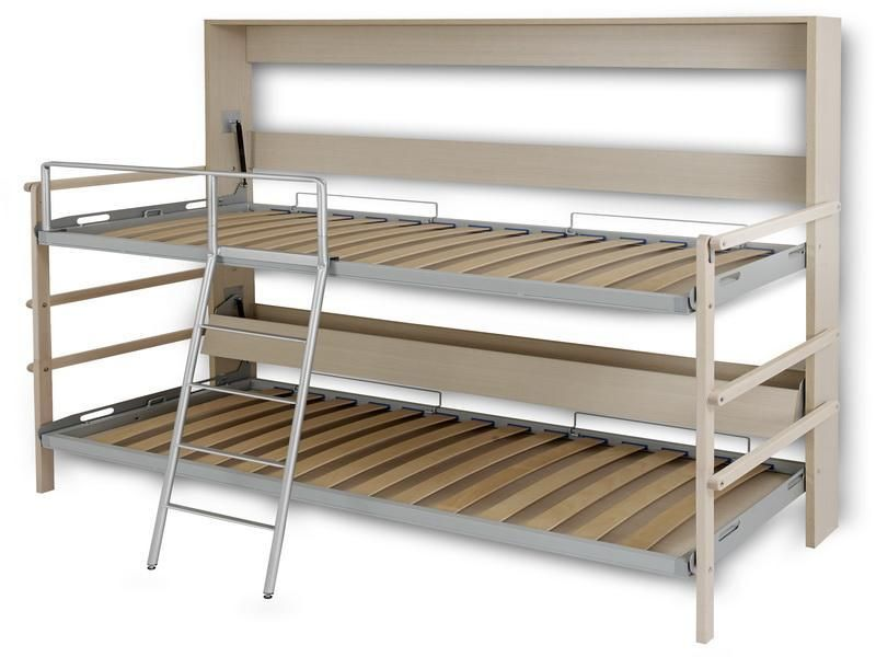 Fold Away Bunk Bed Plans Rvs Pinterest Bunk Bed