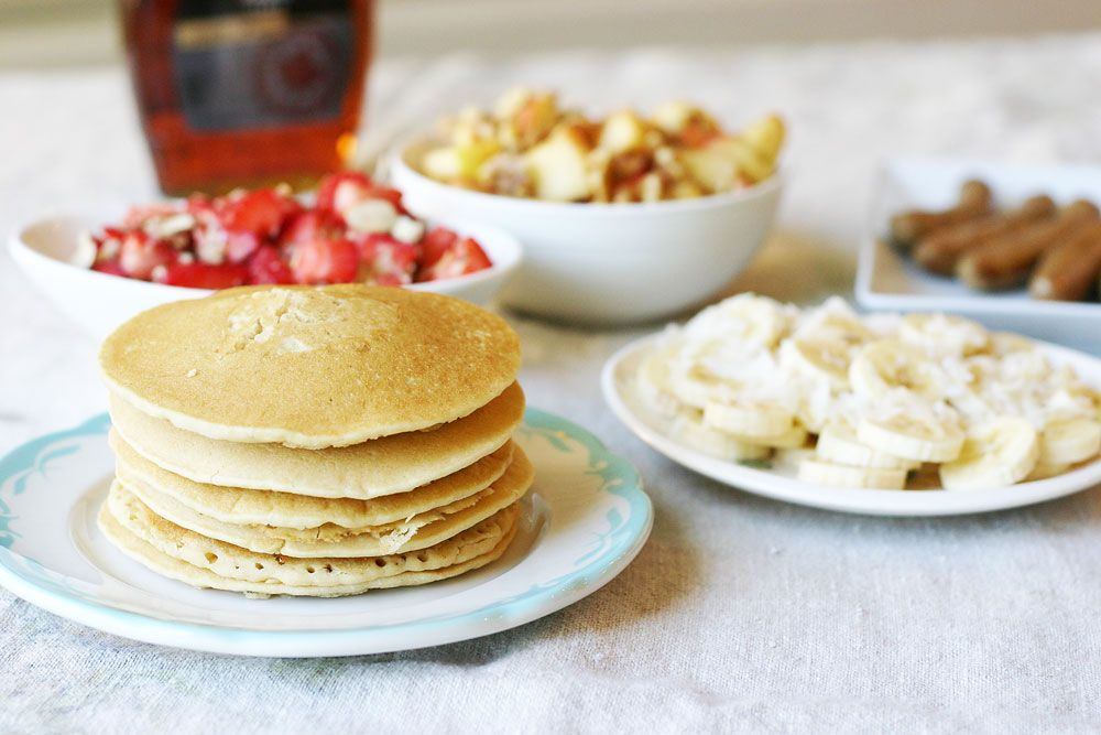 Take breakfast to the next level with these gluten free