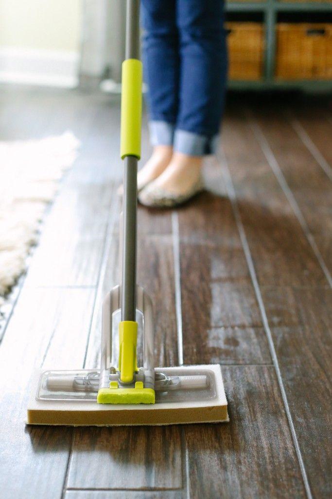 My Homemade Floor Cleaner Recipe Vacuum Floor Care Pinterest
