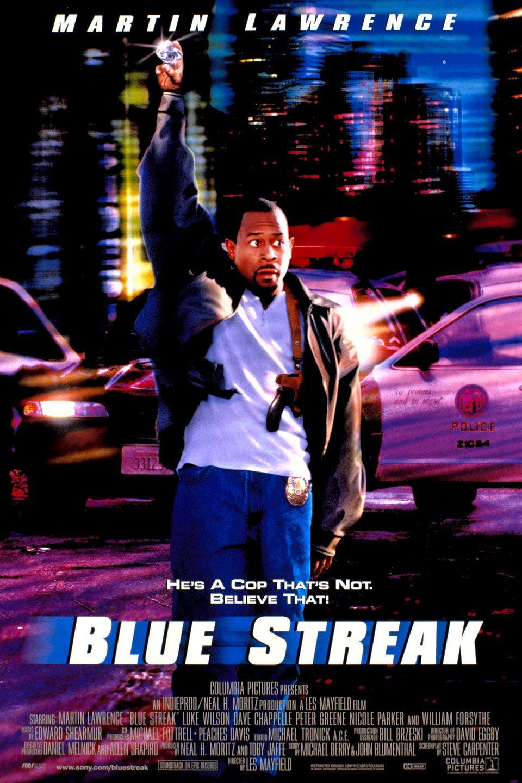 Blue streak 1999 movie comedy movies blue streaks