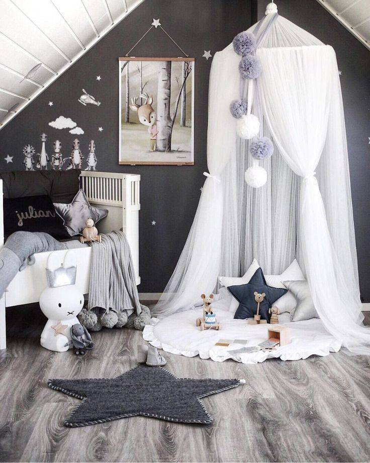 A Canopy Is A Must For Any Cute Nursery Www Themumlife Com Au Baby Girl Room Baby Room Decor Kids Room Bed