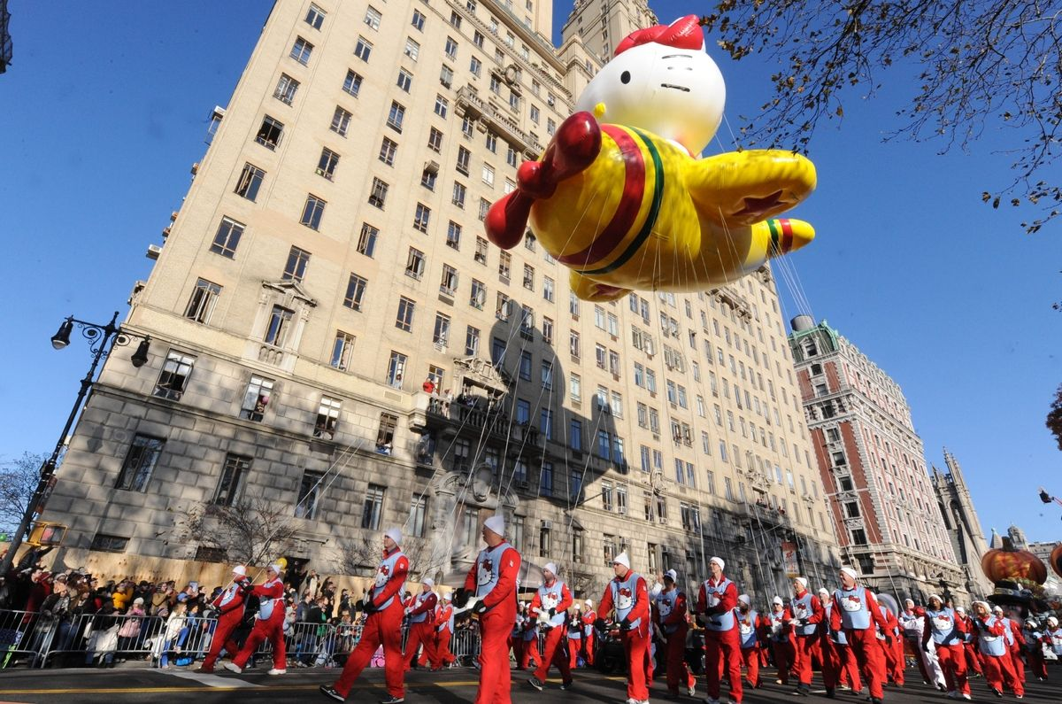 Ameredia Wishes You And Your Loved Ones A Happy Thanksgiving Macy S Thanksgiving Day Parade Thanksgiving Day Parade Macys Parade