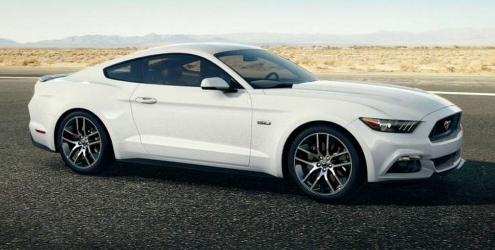 image for mustang 2015 white - Ford Mustang Gt 2015 White