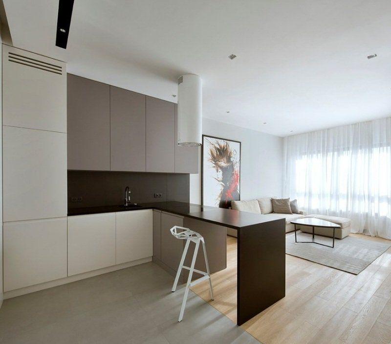 Plan de travail cuisine 50 idées de matériaux et couleurs Open - installation plan de travail cuisine