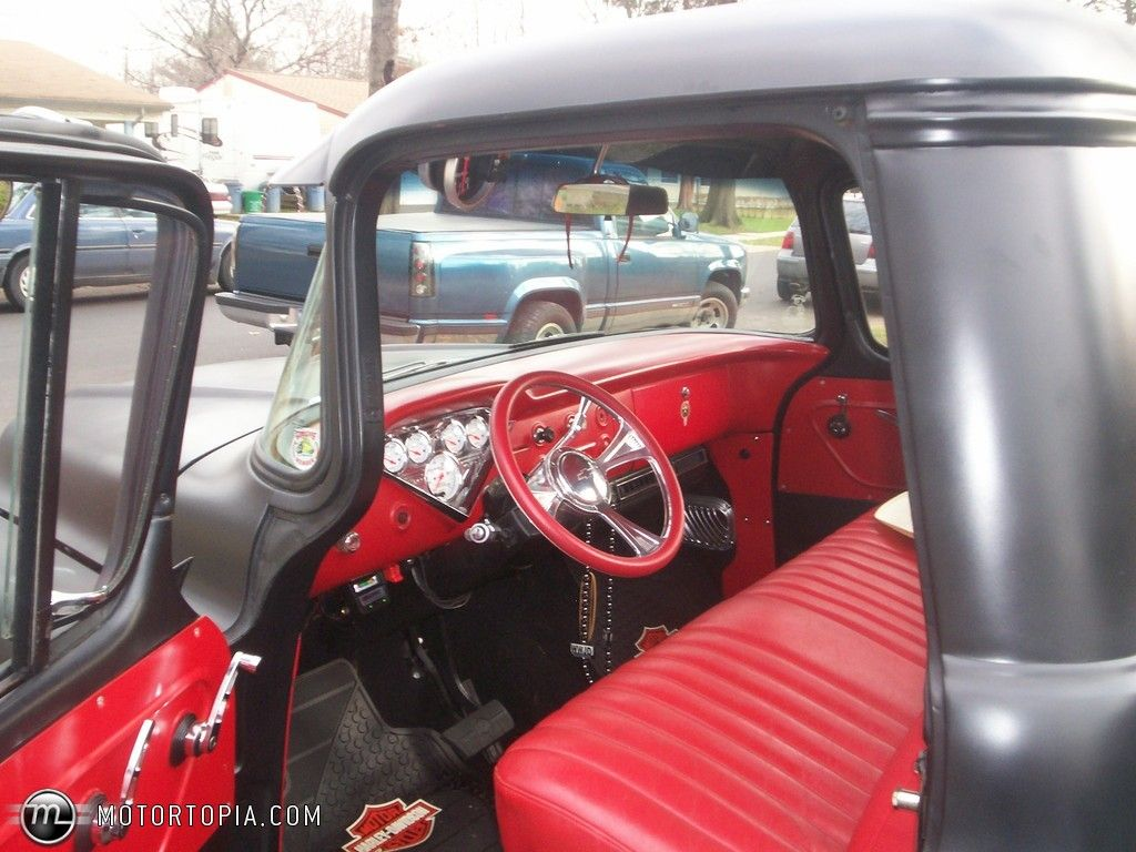 1957 Chevrolet Truck With Images Classic Chevy Trucks