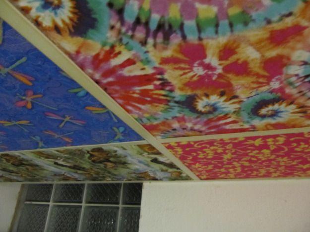 Unusual 12 X 12 Ceiling Tiles Tall 2X4 Acoustical Ceiling Tiles Round 2X4 White Ceramic Subway Tile 6 X 12 White Subway Tile Youthful 6X6 Tile Backsplash BrownAccoustical Ceiling Tiles Tutorial: Cover Ugly Ceiling Tiles With FABRIC!   Ceiling Tiles ..