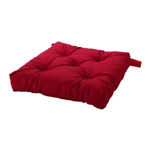 MALINDA Stolehynde - rød - IKEA