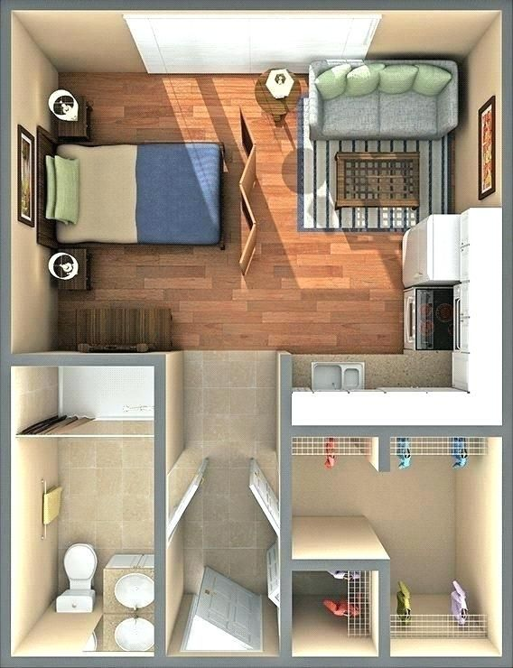 Sq Ft Studio Apartment Ideas 400 Sq Ft apartment