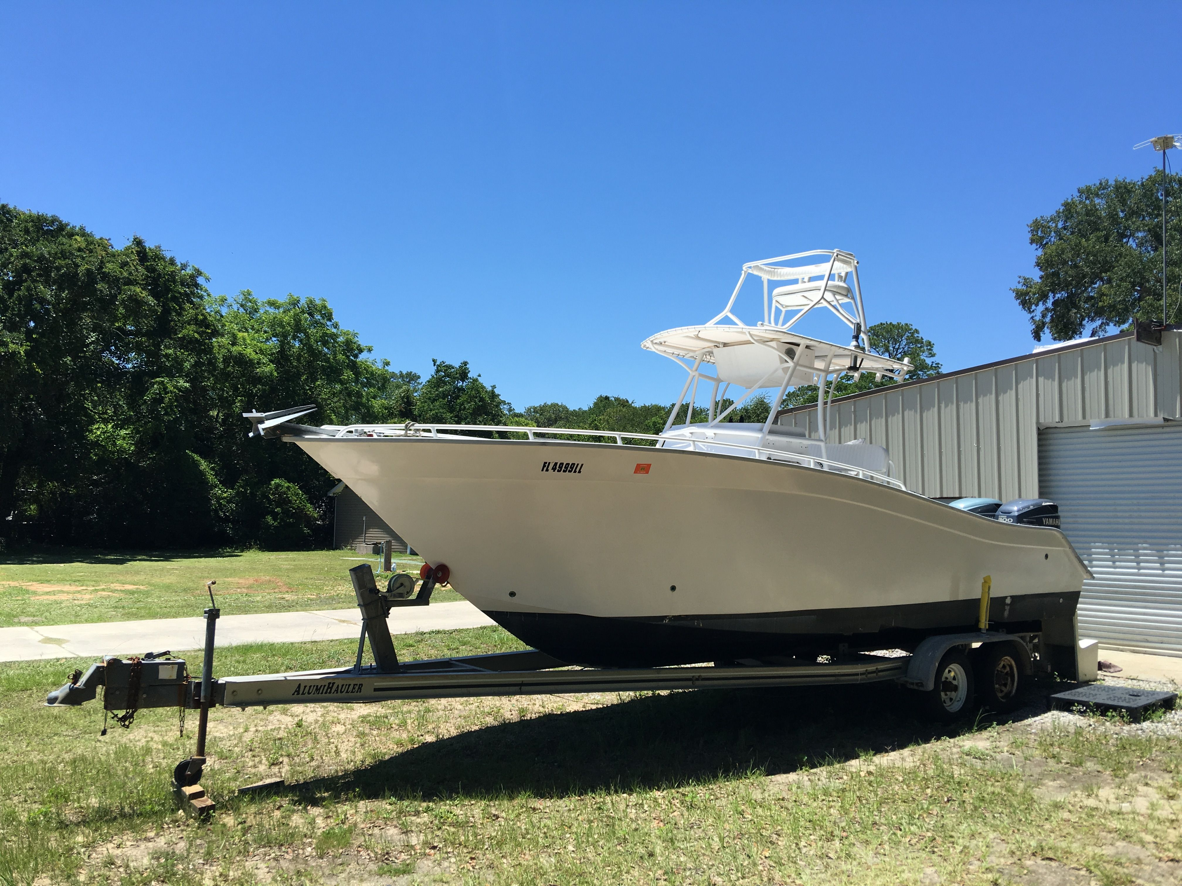 Used 1994 Cape Horn 27 Ccc Pensacola Fl 32507