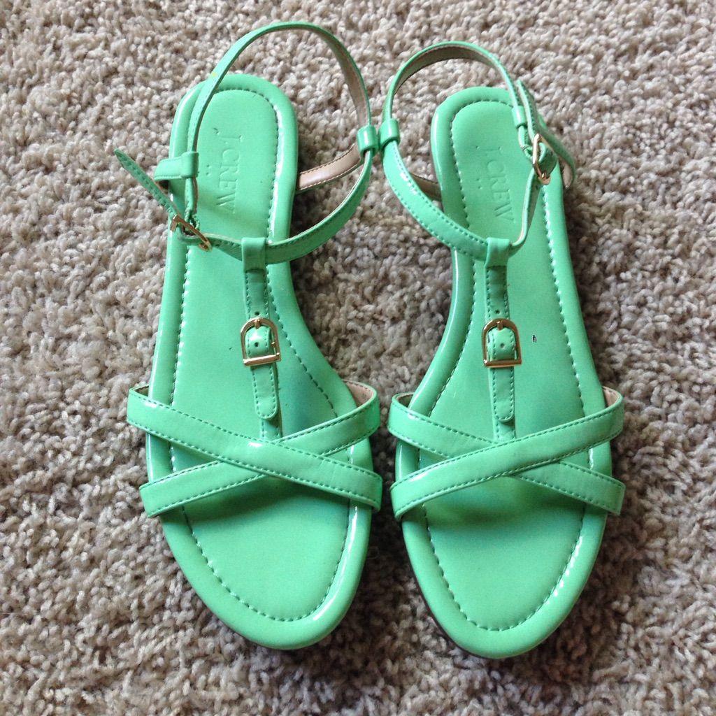J. Crew Factory Sandals