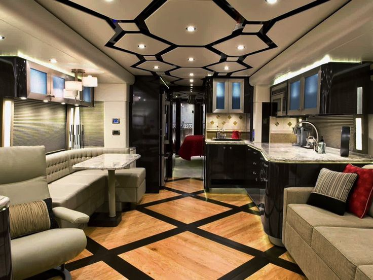 Totally Cool Extreme RVs - Ausom Lifestyle - Epic Interior | Travel ...