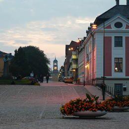 Kungsbron, landshövdingens residens, Naval Port of Karlskrona, Sweden UNESCO © OUR PLACE The World Heritage ..