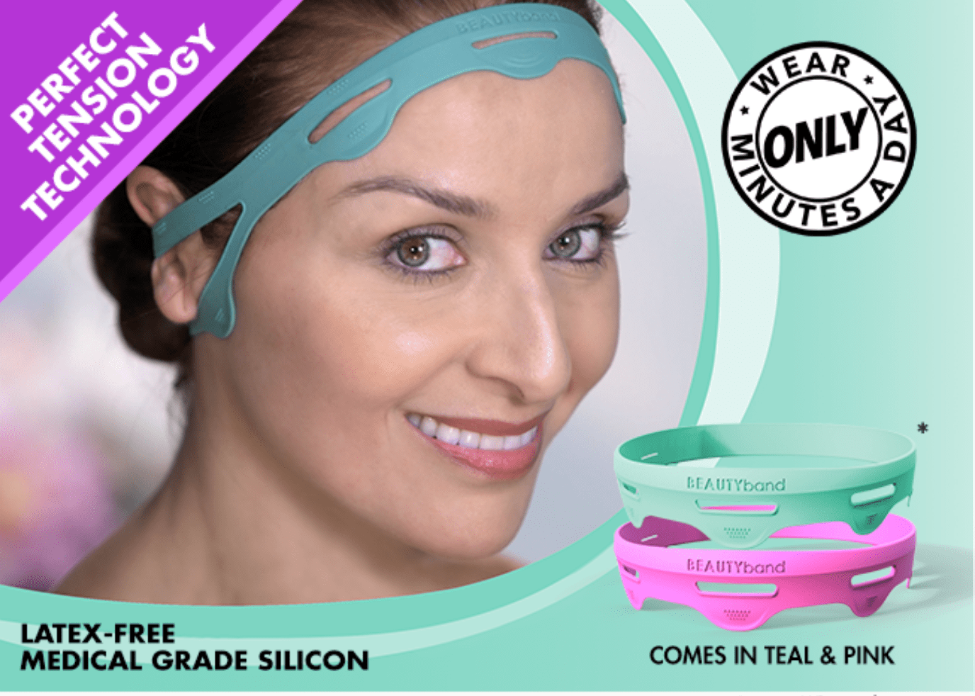Beautyband Reviews Vivian Tries As Seen On Tv Products Anti Wrinkle Face Wrinkles Anti Aging Facial