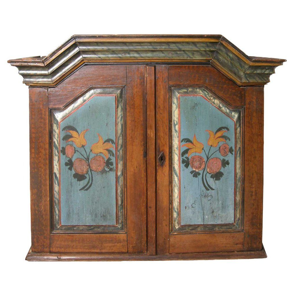 Antique Jewish Crockery cabinet from Cochin, Kerala | Hardwood ...
