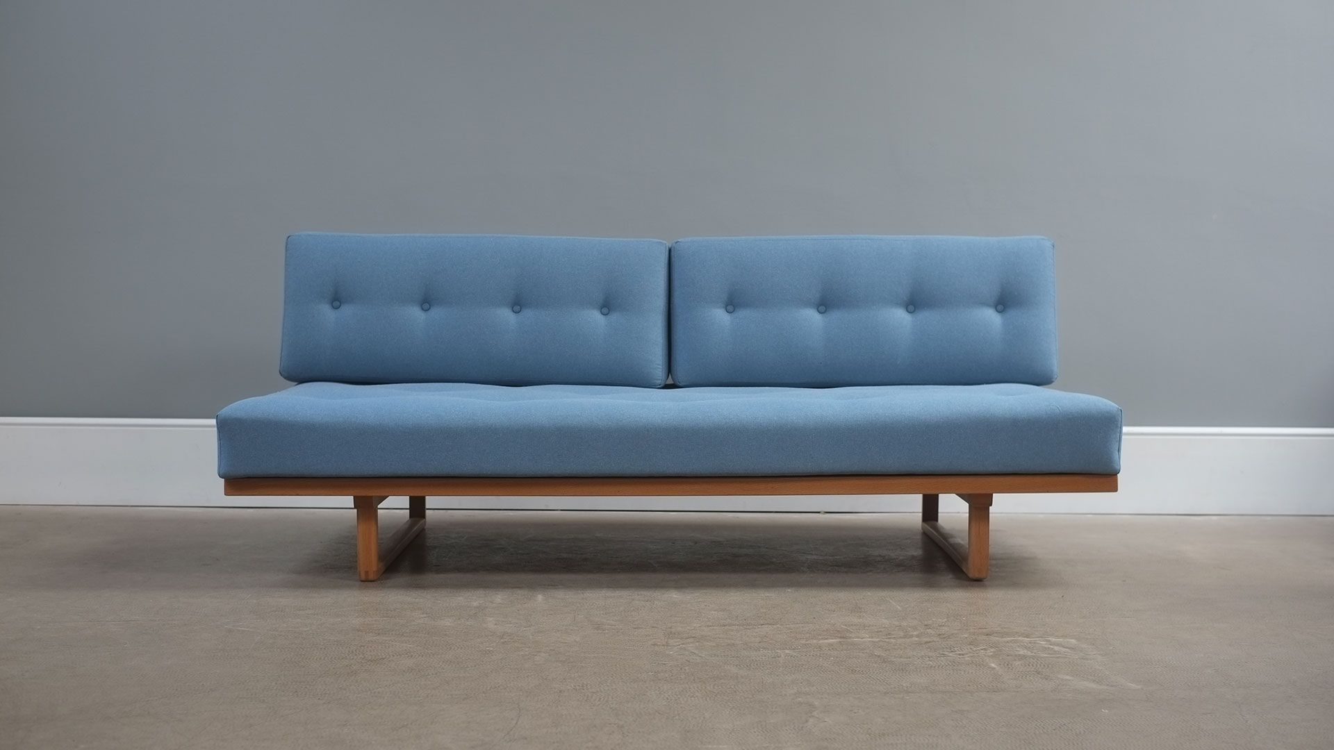 Borge Mogensen Daybed The Modern Warehouse Decoracao Casa Ideal