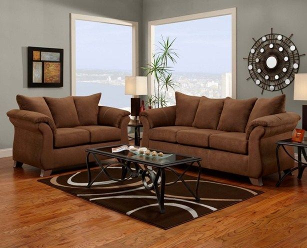 6700arubachocolate In By Affordable Furniture In Hattiesburg Ms