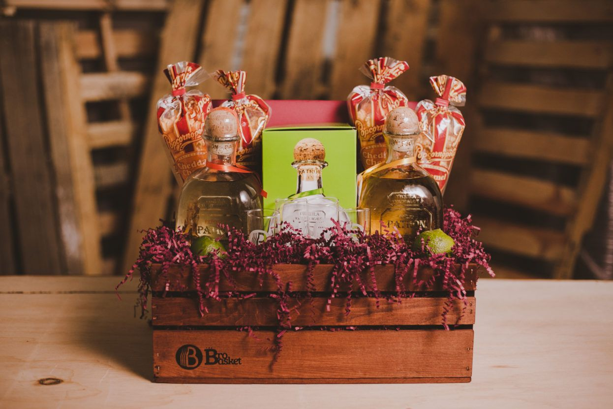 Gift baskets for men birthday holiday right away