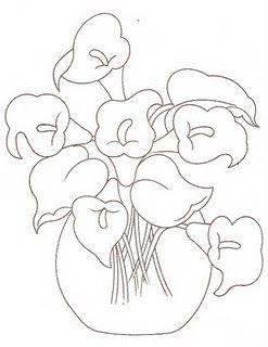 Copos De Leite Desenhos De Flores Coisas Para Desenhar Ideias