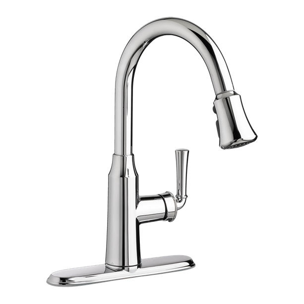 Delta Essa Single Handle Pull Down Kitchen Faucet 9113