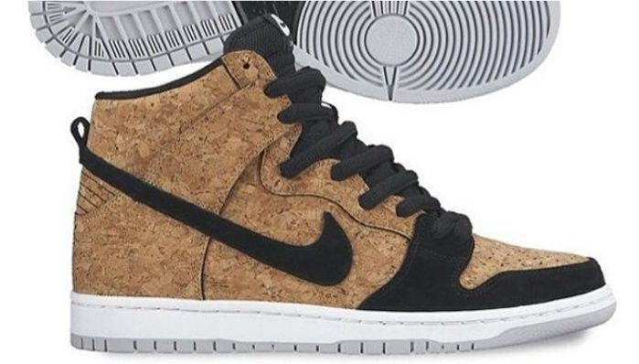 The Nike SB Dunk High Cork is set to debut this April as part of Nike  Skateboarding's Spring 2015 lineup. This Cork edition of the Nike SB Dunk  High is.