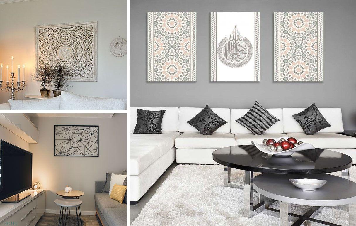 Decoration Murale Pour Salon décoration murale design : 15 idées originales pour son