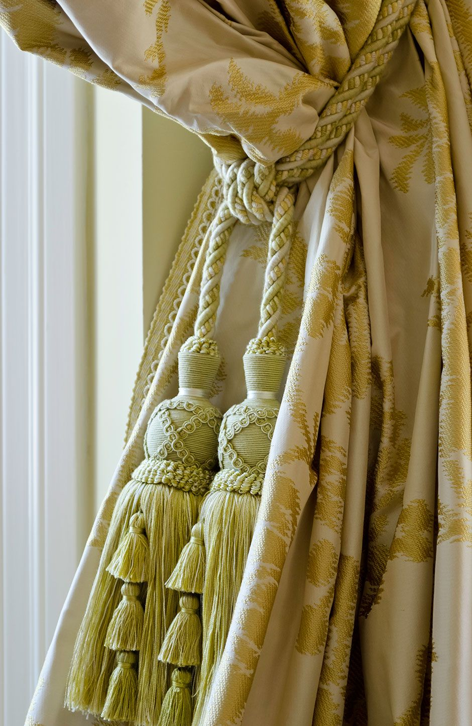 Fabulous Drapery Tiebacks Drapery Tiebacks Victorian Curtains