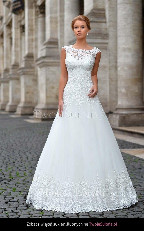 3ade95125e6b Monica Loretti - Francesca - Rome Svadobné Šaty Pre Družičky