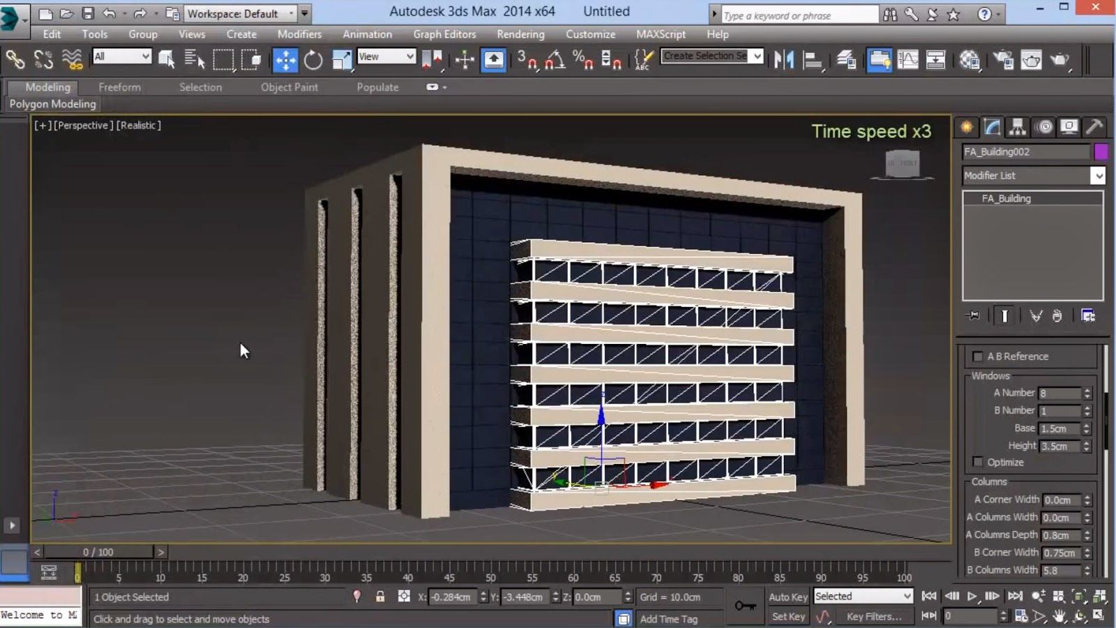 Fast Architecture v1 0 1 for 3ds Max 2012-2015 - Plugins Reviews and
