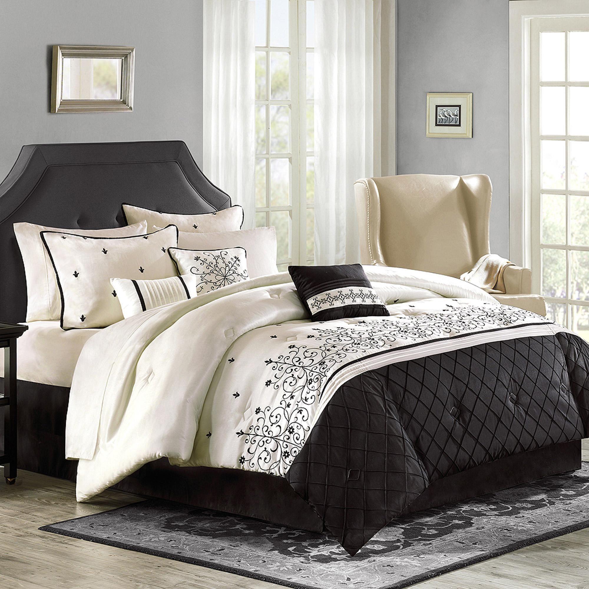 better homes and gardens regent 7piece comforter bedding