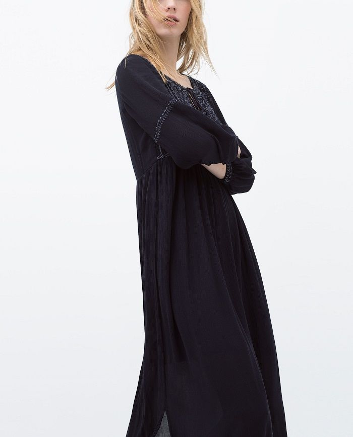 Pinterest Zara Longue Robesjupes Dresses Robe Bohème qwT7U4