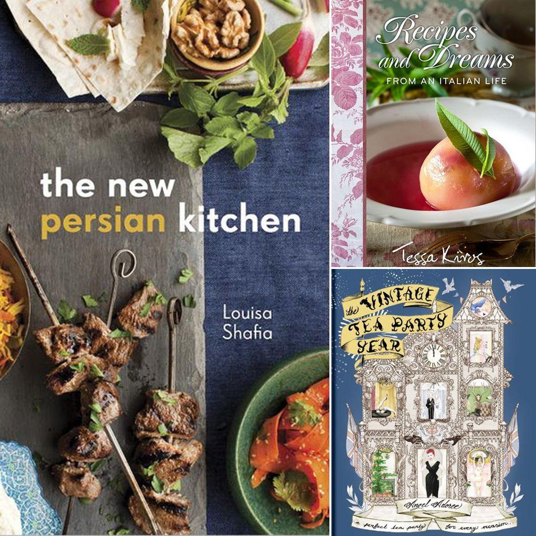 persian food recipes book