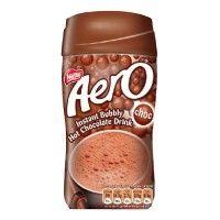 Aero Instant Chocolate Drink 288g Aero Chocolate