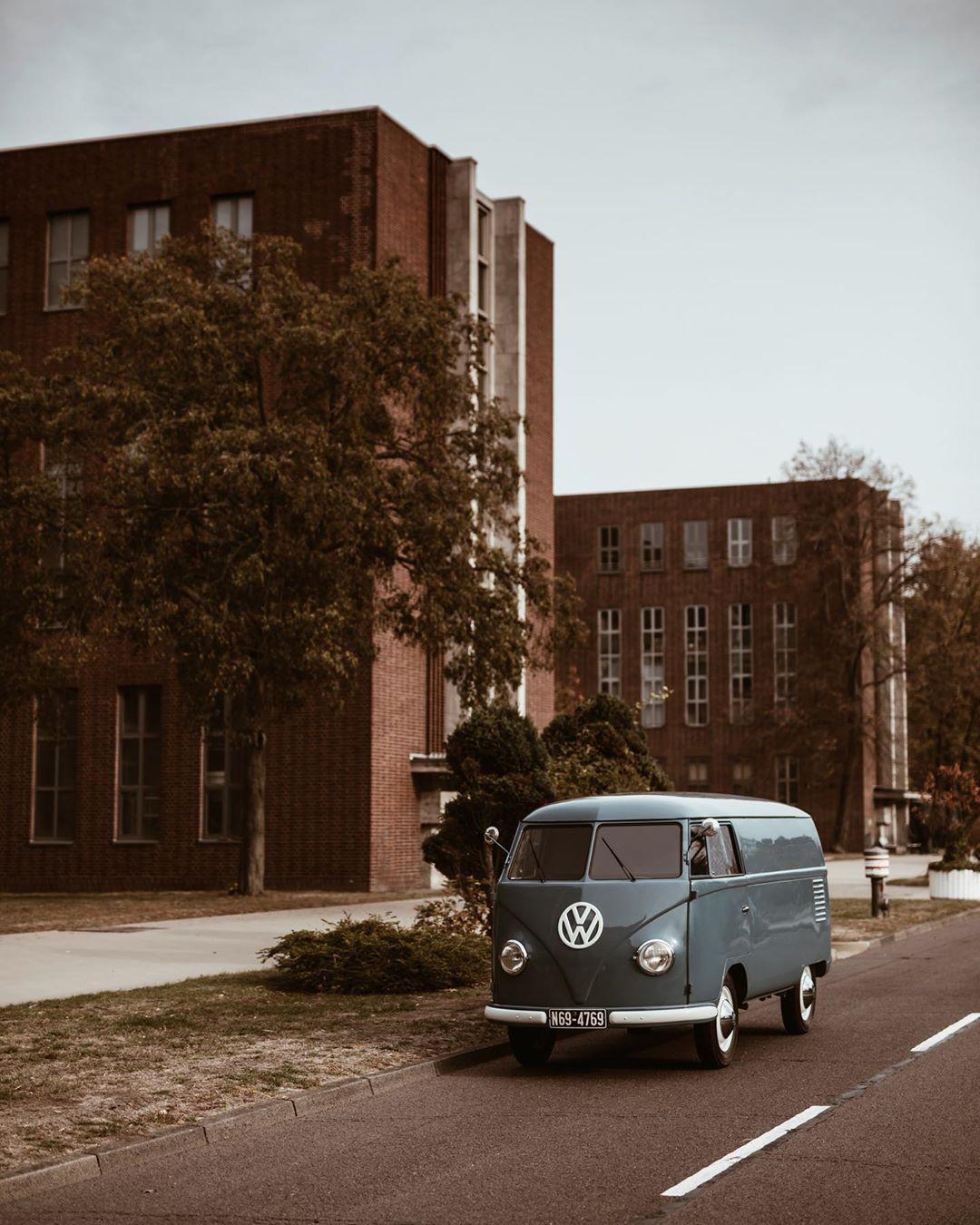Roman Ratzke On Instagram Wolfsburg 1950 Asif Shot For Autobildklassik Volkswagen Volkswagen Bus Instagram