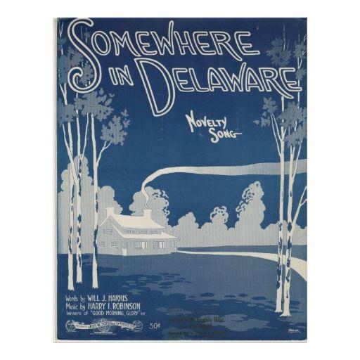 Somewhere In Delaware Poster