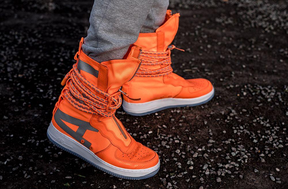 hot sales 26e7e 11371 Af1 High, Nike Air Force High, Nike Sf Af1, Air Force Ones,