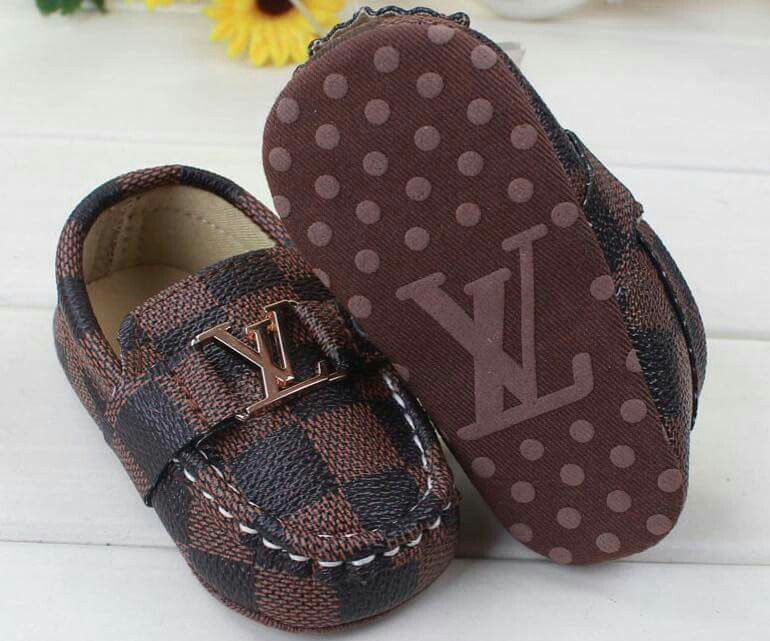 LV adorable! -BBnBaB | Baby shoes, Kids