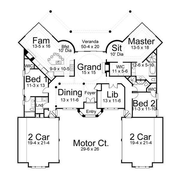 Dalmany 5961 - 3 Bedrooms and 3.5 Baths | The House ...