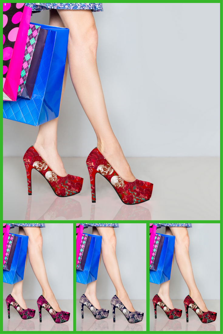 2d006900615a Three Trending Skull Heels Every Female Skull Lover Needs To Know ...