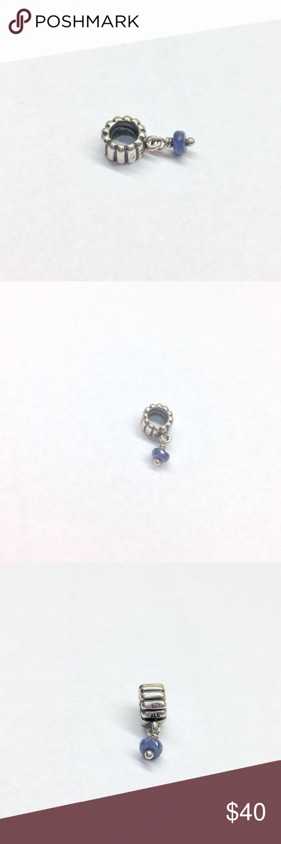 14045aa6b ... coupon for pandora retired september birthstone dangle charm pandora  birthstone dangle charm retired september sapphire pandora