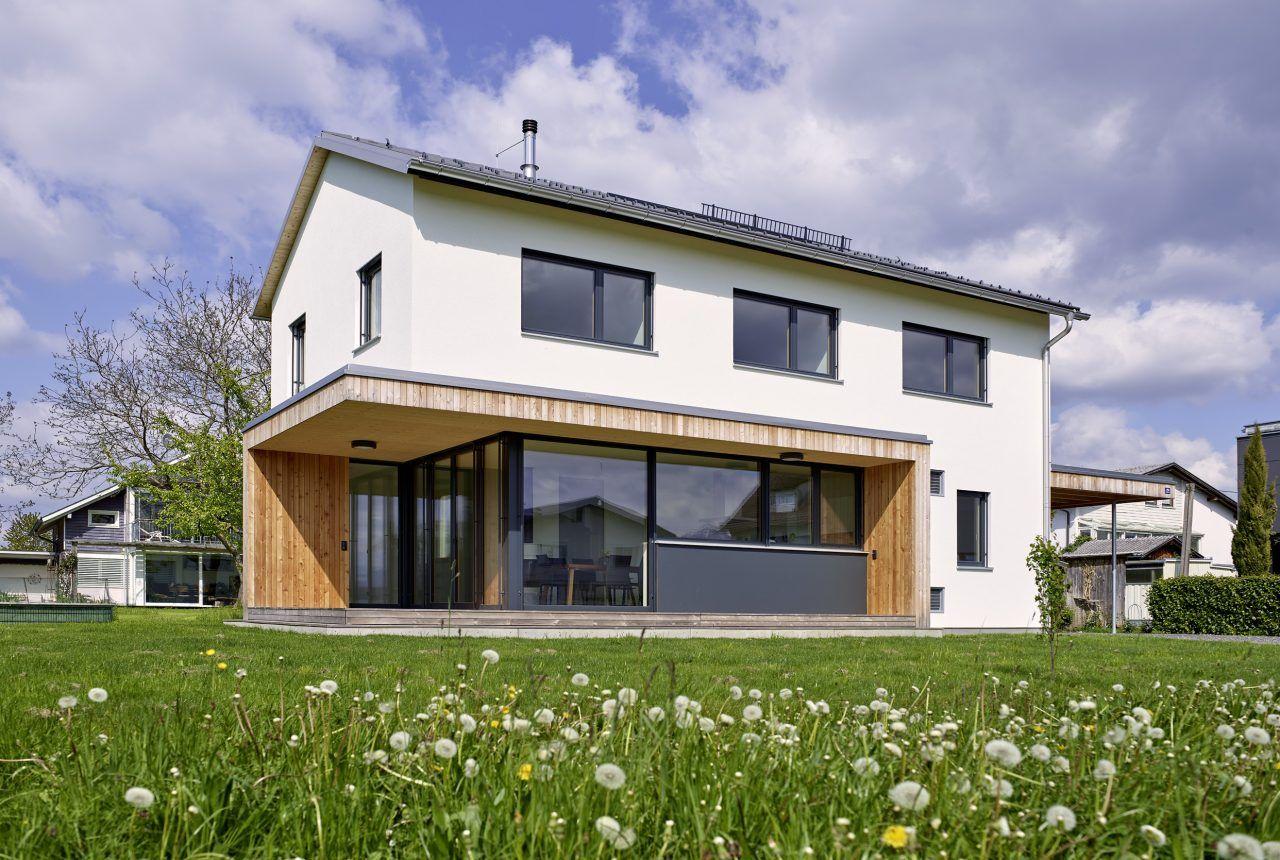 Projekt 39 Einfamillienhaus Holzhaus Hard