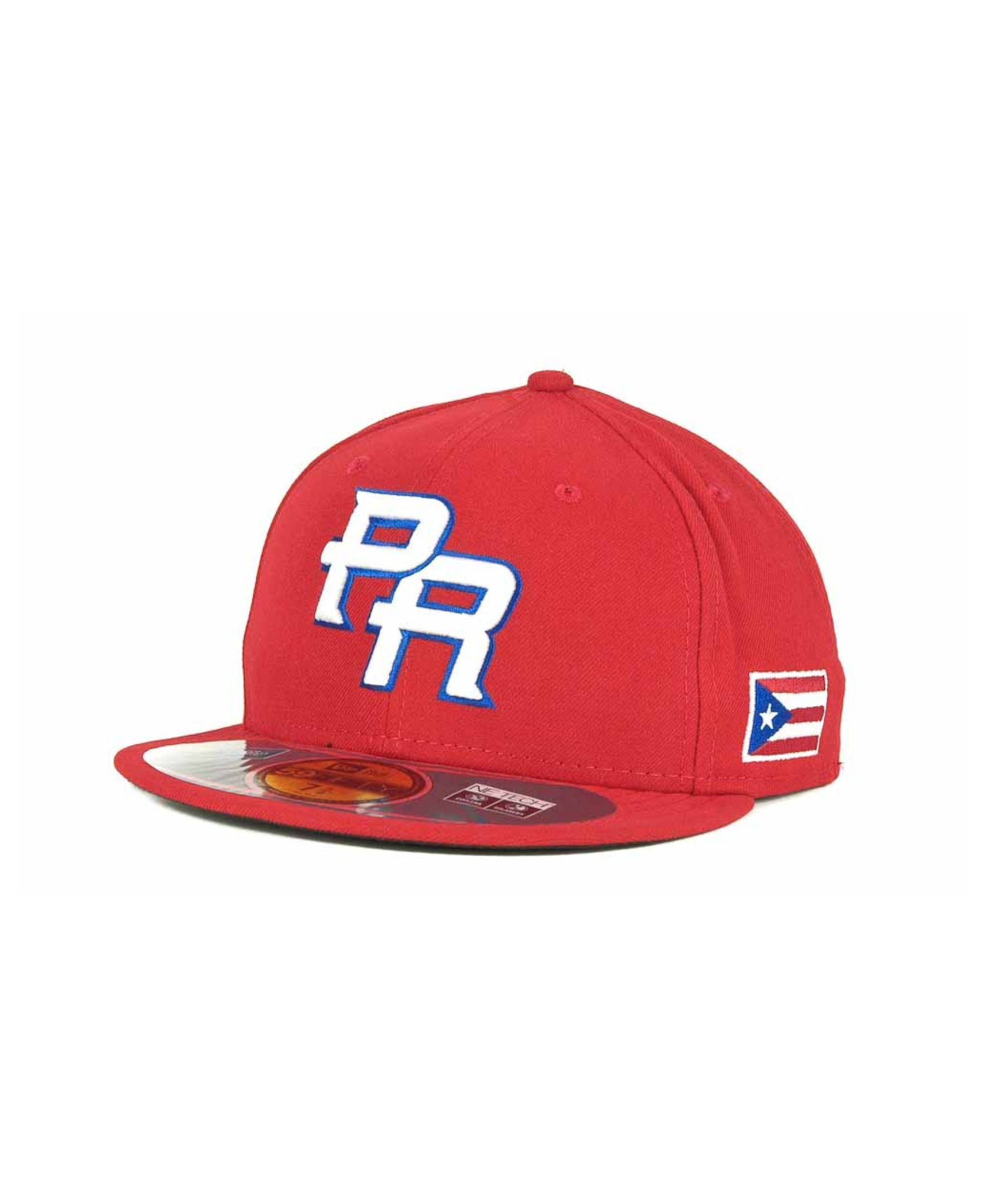 ... usa new era puerto rico 2013 world baseball classic 59fifty cap 42b4a  7bc56 854fae367e04