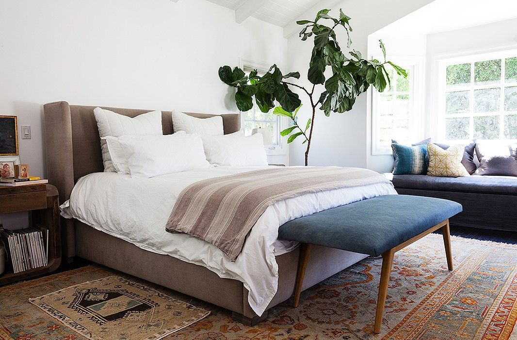 How to Layer Rugs in Every Room Bedroom design, Master
