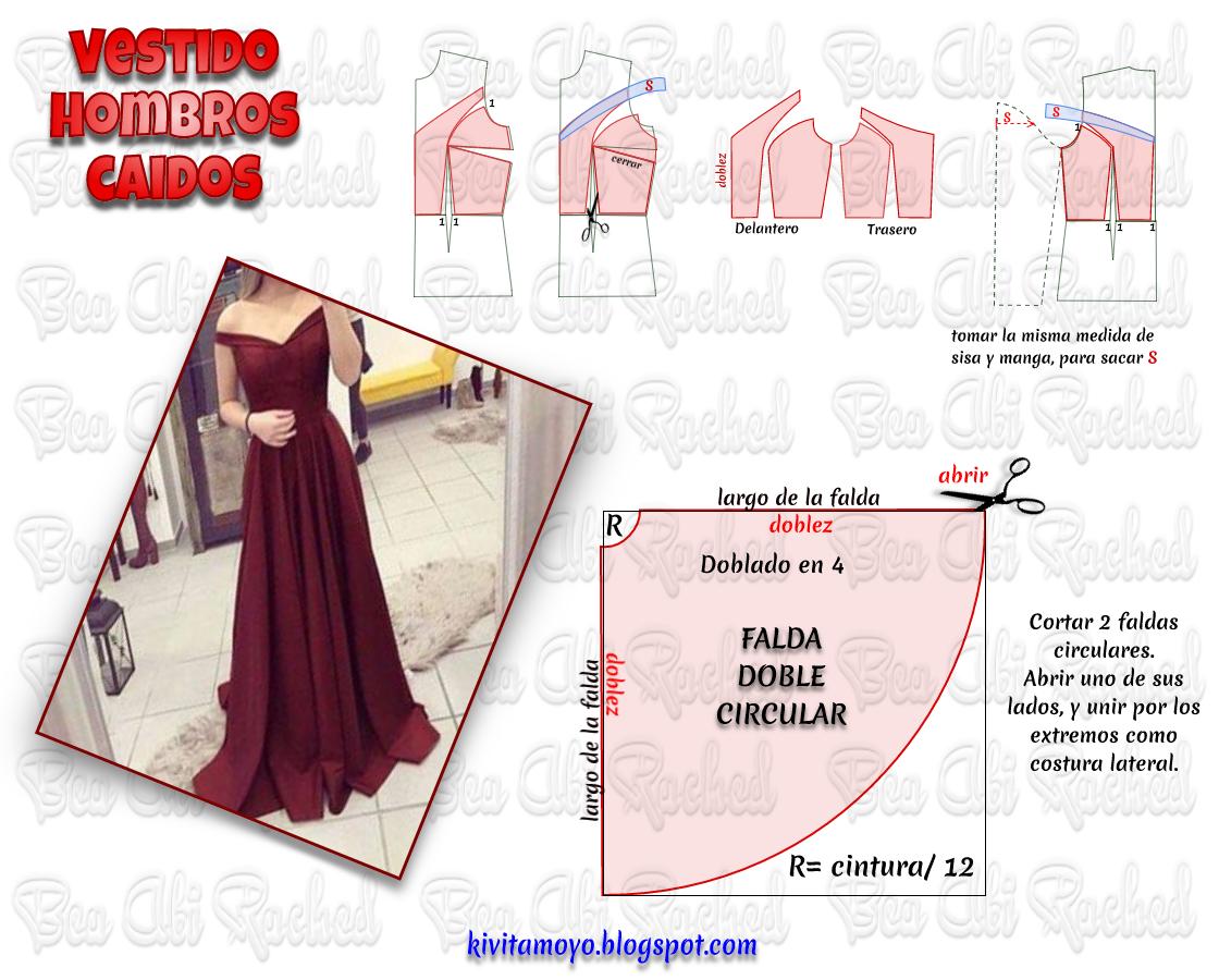 Blog de patronaje y diseño | konst. haljine | Pinterest | Dress ...