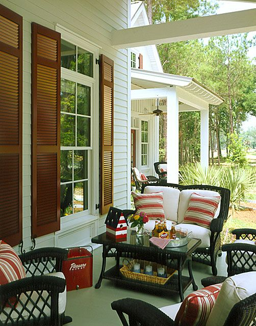Moser Design Group Cottage Of The Year And Southern Living Home