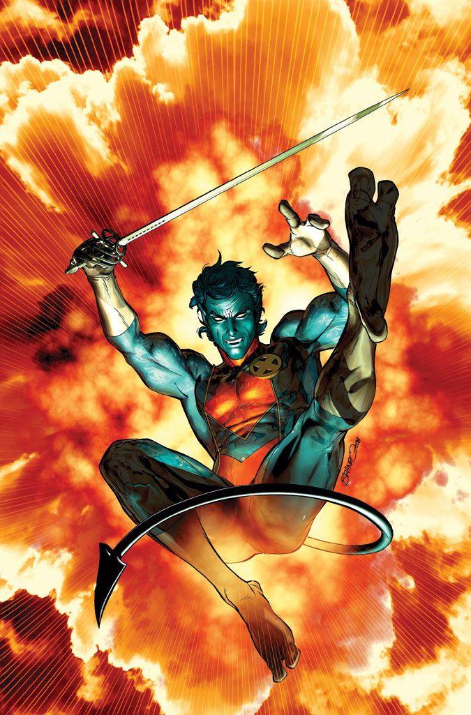 Enhanced Athleticism | My powers | Marvel comics, Comics, X men