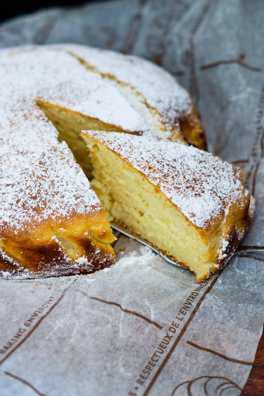 Italienischer Ricotta Kuchen Italian Ricotta Cake Ricotta Cake
